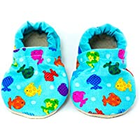 Rainbow Fish Baby Shoes