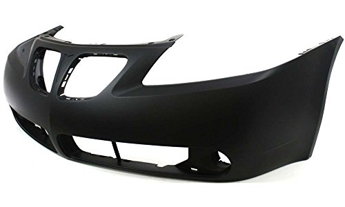 New Evan-Fischer EVA17872031119 Front BUMPER COVER Primed Direct Fit OE REPLACEMENT for 2005-2009 Pontiac G6 *Replaces Partslink GM1000731