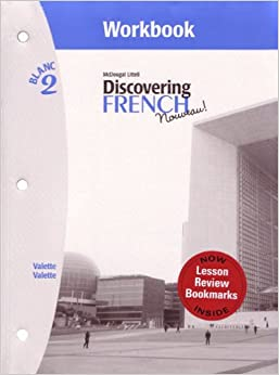 //ONLINE\\ Discovering French, Nouveau!: Workbook With Lesson Review Bookmarks Level 2. Concerts Premium Danish longest Notes Final