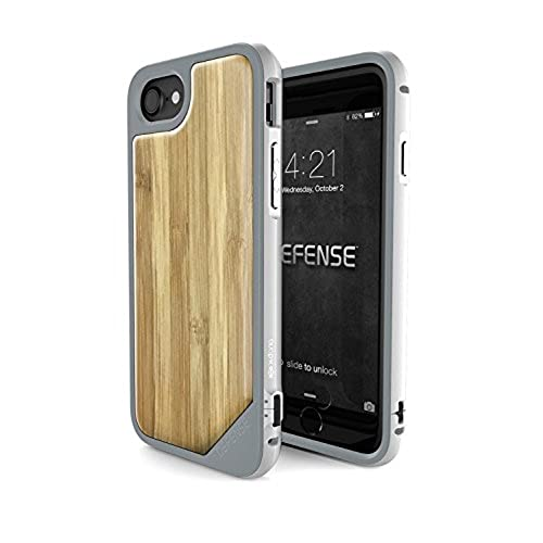 IPhone 7 Wooden Case X Doria Defense Lux