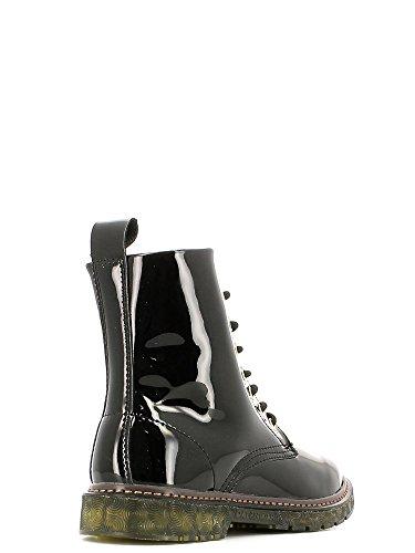 Cafè Noir FH401 botas de pintura agujetas puede I15.010 NERO