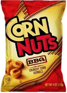 Corn Nuts BBQ, 4 ounce, pack of ()