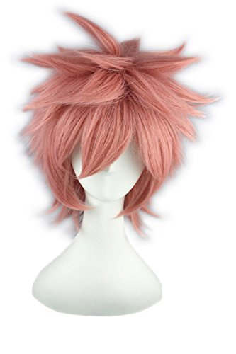 LOUISE MAELYS Short 32cm Anime Character Cosplay Full Wigs Party Costume (Easy Anime Characters To Cosplay)
