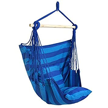 Super Deal Hanging Patio Chair Hammock Swing Outdoor Porch Tree Rope Seat  Yard Hanging Rope Chair