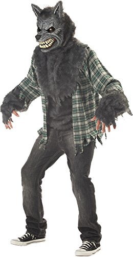 California Costumes Men's Full Moon Madness -