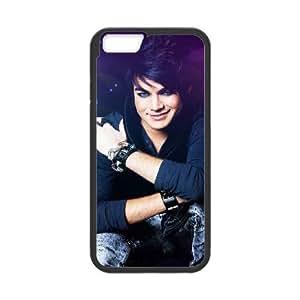 adam lambert iPhone 6 Plus 5.5 Inch Cell Phone Case Black 53Go-195832