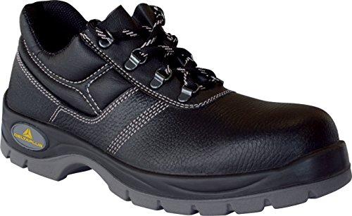 Delta plus calzado - Juego zapato piel jet2-s3 negro talla 36(1 par)