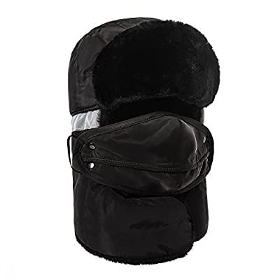 Mysuntown 2017 New Style Unisex Winter Trapper Trooper Hat with ... 21970a899663