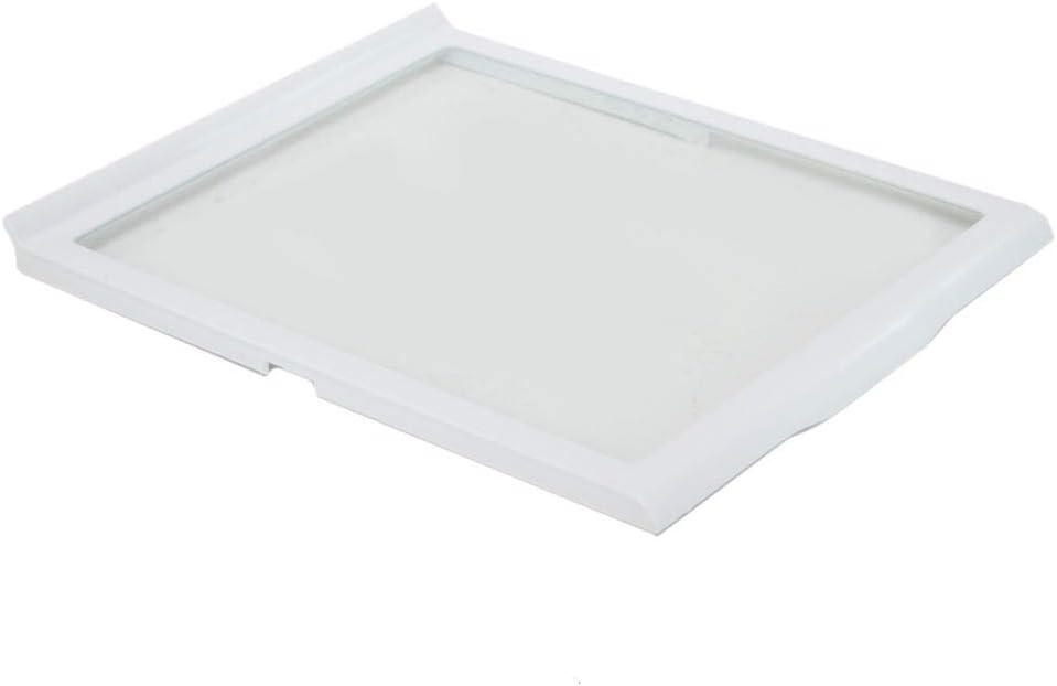 Whirlpool W999520 Refrigerator Glass Shelf Genuine Original Equipment Manufacturer (OEM) Part