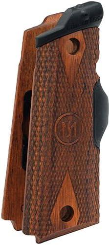 Crimson Trace Master Series Cocobolo Diamond Pattern Lasergrips for 1911 Full Size, LG-920