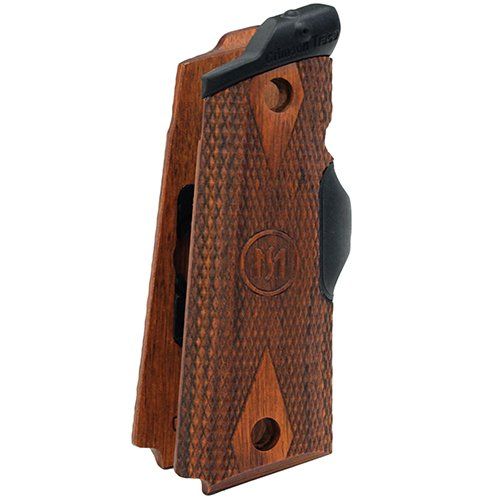 Crimson Trace Master Series Cocobolo Diamond Pattern Lasergrips for 1911 Full Size, LG-920