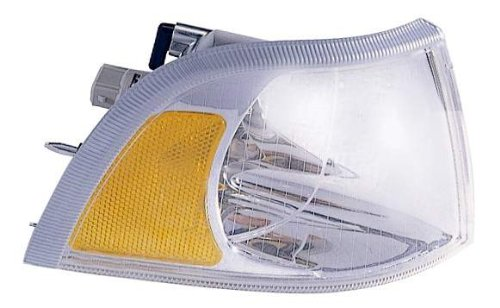 Depo 373-1508L-US Volvo S40/V40 Driver Side Replacement Parking/Signal Light Unit without Bulb (S40 Driver Volvo Car)