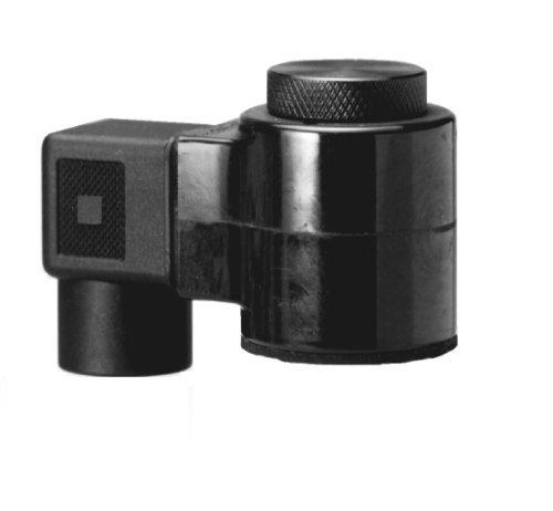 (Plast-O-Matic W20 Series Solenoid Valve Coil, 024 VDC)