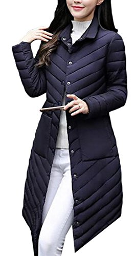 Collar amp;W Ultralight M Long Stand Down 1 Jacket Women's amp;S Packable wPO55gYx