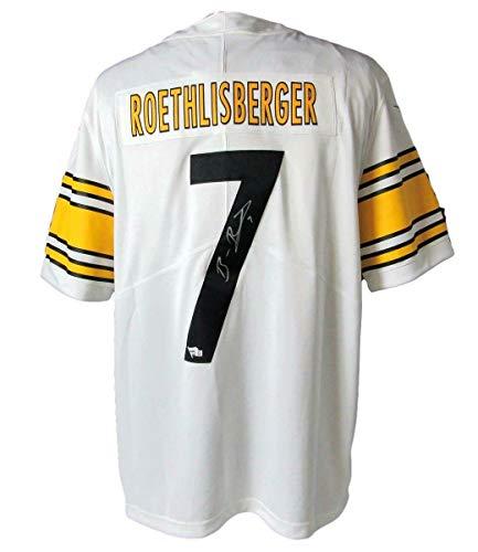 Ben Roethlisberger Autographed Jersey - Vapor Nike Limited Fanatics 144001 - Fanatics Authentic Certified