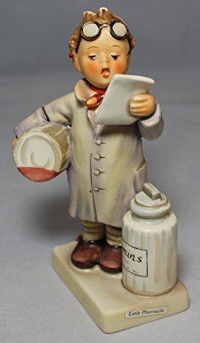 Little Pharmacist Hummel #322 with Rizinusol
