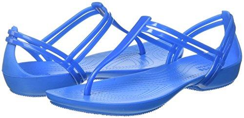 blue Donna Blu Ciabatte Crocs Isabellatstrap wIHSvv