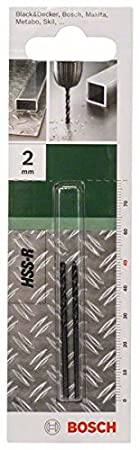 Bosch 2609255022 Metal Drill Bits HSS-R with Diameter 12.0mm