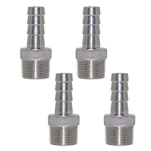 Best Hydraulic Barbed Hose Fittings