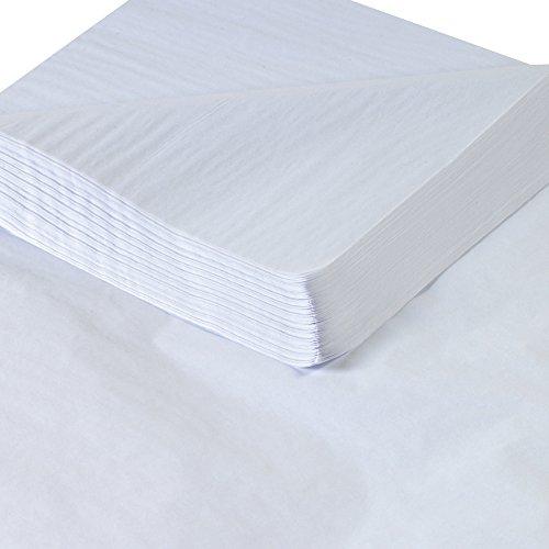 Aviditi T2436J Gift Grade Tissue Paper, 24'' Length x 36'' Width, White (Case of 960) by Aviditi