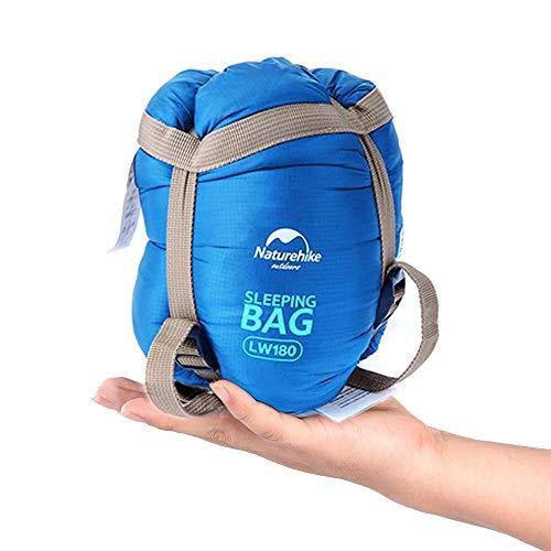 (Docooler Premium Warm Outdoor Sleeping Bag Camping Travel Hiking Multifuntion Ultra-light)