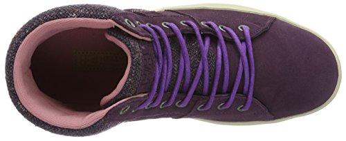 Helly Hansen W MADIEKE - Zapatillas Mujer Morado (Dark Violet / Dusty Powde)