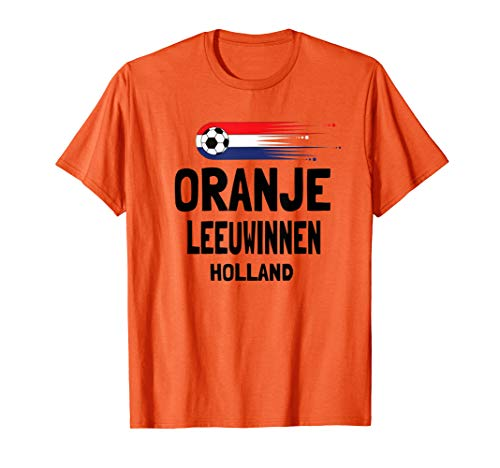 Netherlands Soccer Team Shirt France 2019 cup Football Gift T-Shirt
