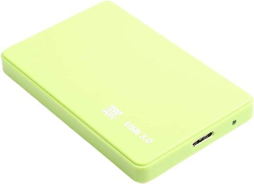 ハードドライブ 外付け ポータブル 2.5インチ USB 3.0 超高速 HDDエンクロージャー - 2T