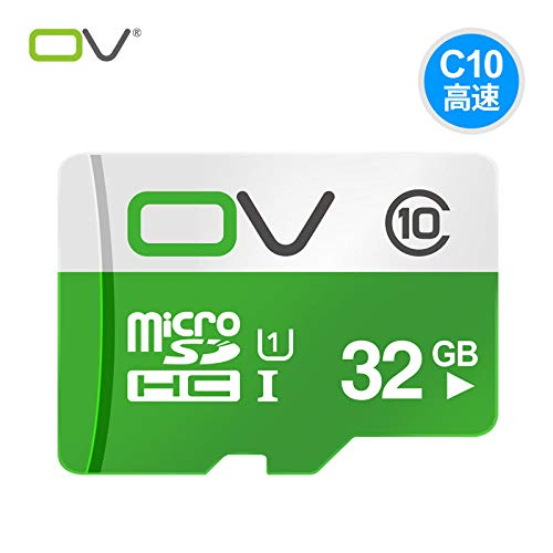 (OV Memory Storage Card 32g tf Card Micro sd Card class10 high-Speed Mobile Phone Memory Card Reader)