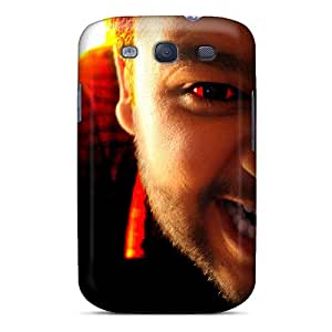 LuckyBecky Galaxy S3 Well-designed Hard Case Cover Devil Protector