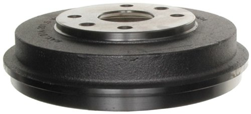 Mazda Protege Brake Drum - ACDelco 18B283 Professional Rear Brake Drum Assembly