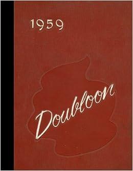 Reprint 1959 Yearbook Central High School Columbus Ohio 1959