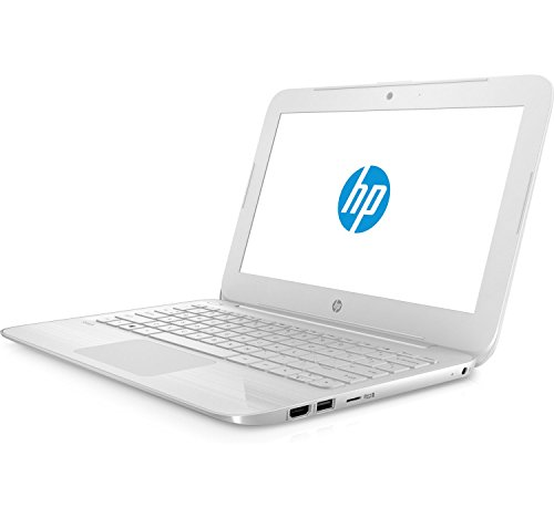 2017-HP-Stream-116-inch-Flagship-Laptop-Intel-Celeron-Core-up-to-248GHz-4GB-RAM-32GB-SSD-80211ac-WiFi-Bluetooth-Webcam-USB-30-Windows-10-Home-Snow-White-Certified-Refurbished