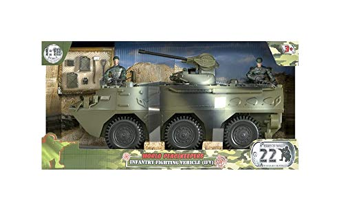 Amazon com: World Peace Keepers Infantry Fighting Vehicle: Toys & Games