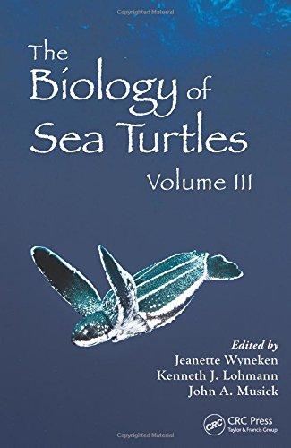 (The Biology of Sea Turtles, Volume III (CRC Marine Biology)
