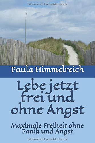 Lebe Jetzt Frei Und Ohne Angst  Maximale Freiheit Ohne Panik Und Angst