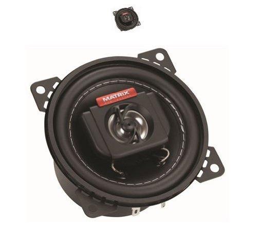 Matrix 4 inch 2-Way Speakers - Pair - GTX420