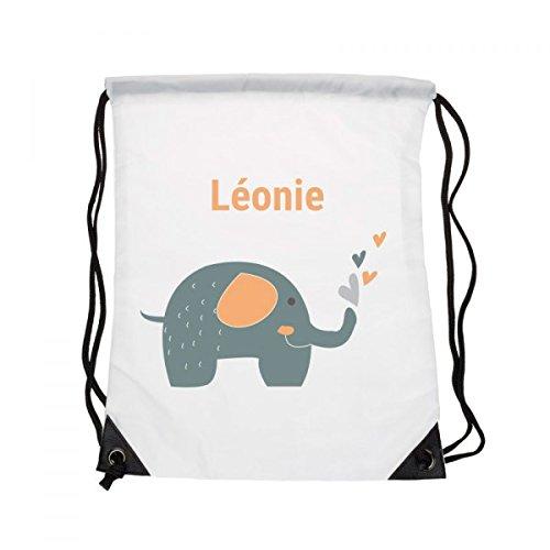Tasche Kinder Vorname: Elefant