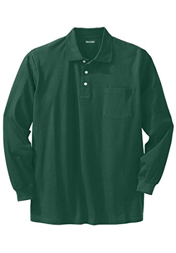 Kingsize Mens Sleeve Pique Shirt
