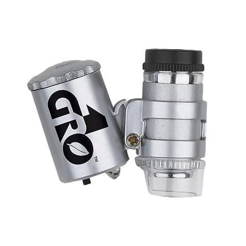 Gro1 LED Binocular Microscope 60x 999005 .sell#(hydrogalaxy ,ket11121773754654 (Binocular 60x)