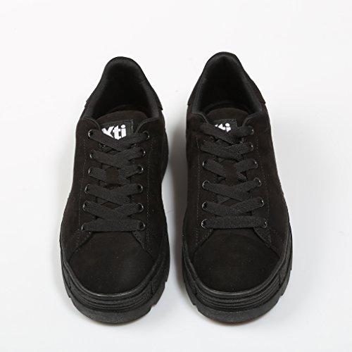 Xti Sneaker Donna Nero Nero