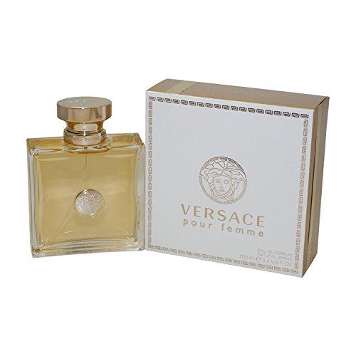 VERSACE Gianni Versace Signature For Women. Eau De Parfum Spray 3.4-Ounce Bottle