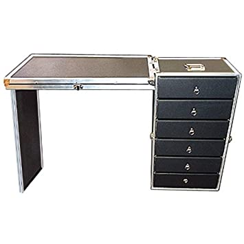 Awesome Drawer Workbox Convertible Table Top 1/4 Ply Light Duty 6 Drawer ATA Style  Case