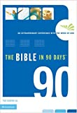 The Bible in 90 Days, Walton John and Ted Cooper, 0310266882