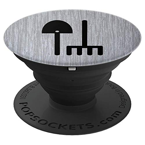 Farm Shovel and Rake - PopSockets Grip and Stand for Phones and Tablets