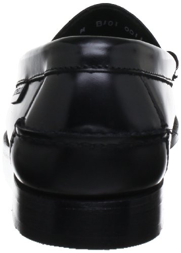Martinelli ALCALA 101-1 B101-0011_V13, Mocassini uomo Nero (Schwarz (Black))