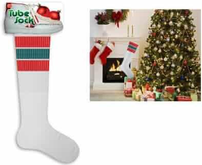Christmas Tube Sock Stocking