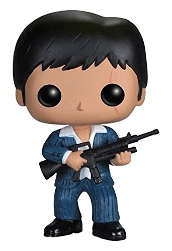 Funko POP! Movies: Scarface Tony Montana Action - Montana Pop