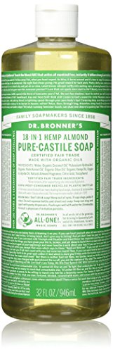 Dr Bronners Pure Castile Liquid Soap product image