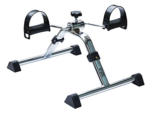 ResultSport Folding Mini Arm and Leg Pedal Exerciser - Home Physiotherapy -...